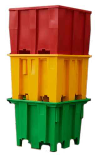 The Tri-Series Produce Bins